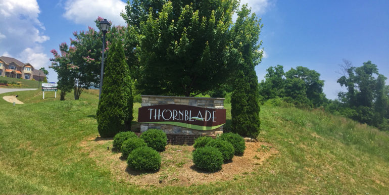 Thornblade Subdivision